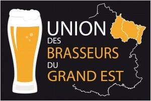 Logo Union des Brasseurs du Grand Est - Noir